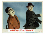 Anatomy of the Syndicate, 1961 Posters