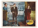 Daisy Kenyon, 1947 Giclée-tryk