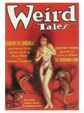 Weird Tales Print