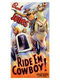 Ride 'Em Cowboy Prints