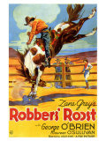 Robber's Roost, 1932 Posters