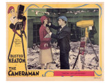 The Cameraman, 1928 Giclee Print
