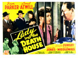 Lady in the Death House, 1944 Giclee Print