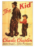 The Kid, German Movie Poster, 1921 Giclee Print