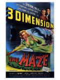 The Maze, 1953 Reprodukcje