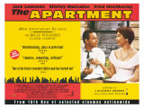 The Apartment, 1960 Poster