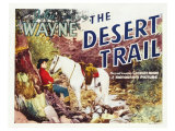 The Desert Trail, 1935 Giclee Print