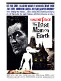 The Last Man on Earth, 1964 Posters