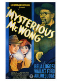 Mysterious Mr Wong  1935