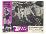Hell&#39;s Belles, 1969 Giclee Print