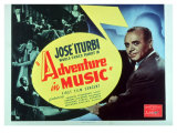 Adventure in Music, 1944 Giclee Print