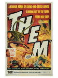 Them!, 1954 Plakater