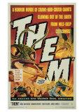 Them!, 1954 Obrazy