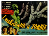 I Walked With a Zombie, 1943 Art