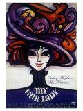 My Fair Lady, 1964 Digitálně vytištěná reprodukce