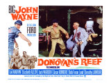 Donovan's Reef, 1963 Giclée-tryk