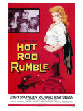 Hot Rod Rumble, 1957 Art