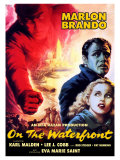On the Waterfront, 1954 Art