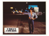 Urban Cowboy, French Movie Poster, 1980 Premium Giclee Print