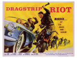 Dragstrip Riot, 1958 Posters