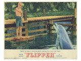 Flipper, 1963 Print