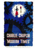 Modern Times, 1936 Giclee Print
