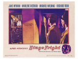 Stage Fright, 1950 Giclee Print