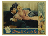 Man's Castle, 1933 Giclee Print