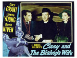 The Bishop's Wife, 1947 Giclee Print