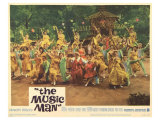 The Music Man, 1962 Poster