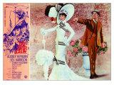 My Fair Lady, Italian Movie Poster, 1964 Obrazy