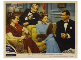 The Hucksters, 1947 Poster