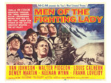 Men of the Fighting Lady, 1954 Giclée-Druck