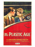 The Plastic Age, 1925 Plakater