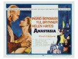 Anastasia, 1956 Poster