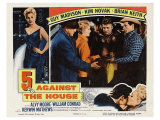5 Against the House, 1955 Prints