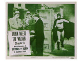 Batman and Robin, 1949 Giclee Print