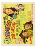The Wizard of Oz, 1939 Plakater