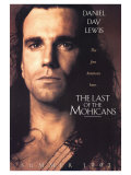 The Last of the Mohicans, 1992 Premium Giclee Print