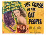 The Curse Of the Cat People, 1944 Giclée-tryk