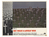 Oh! What a Lovely War, 1969 Giclee Print