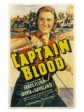 Captain Blood, 1935 Giclee Print