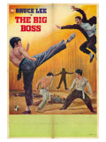 The Big Boss, 1971 Premium Giclee Print
