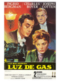Gaslight, Spanish Movie Poster, 1944 Poster