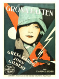 A Woman of Affairs, Swedish Movie Poster, 1928 Prints