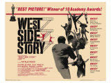 West Side Story, 1961 Giclee Print