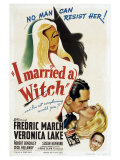I Married a Witch, 1942 Giclee Print