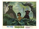The Jungle Book, 1967 Affiches