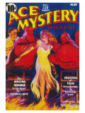 ACE Mystery Magazine Prints