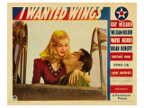 I Wanted Wings, 1941 Reproduction proc&#233;d&#233; gicl&#233;e